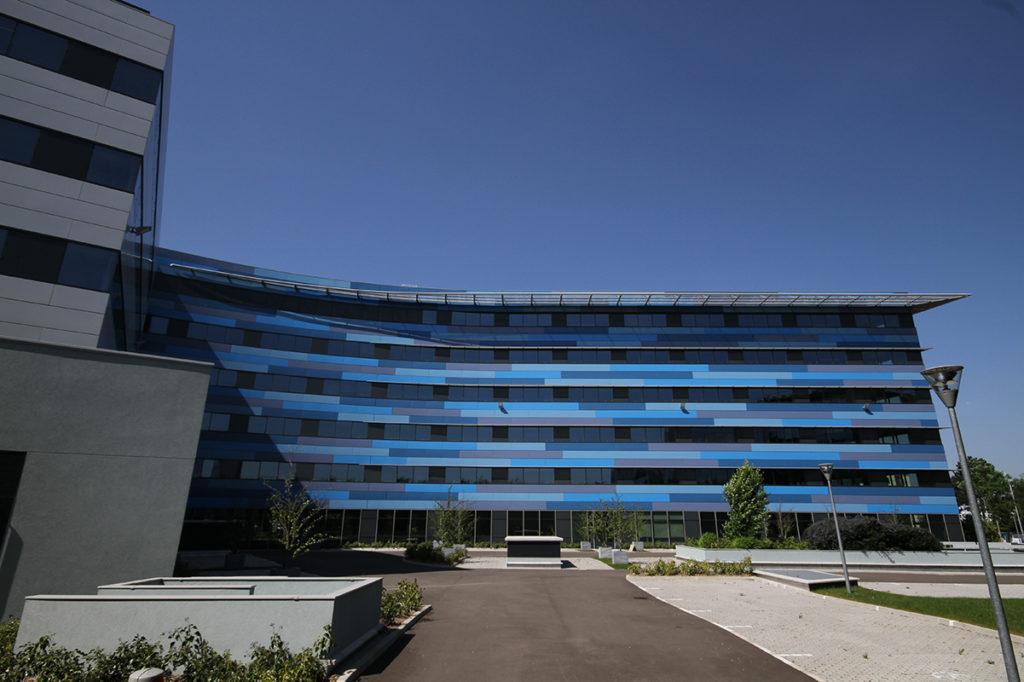 Immeuble le Topaz - Vélizy