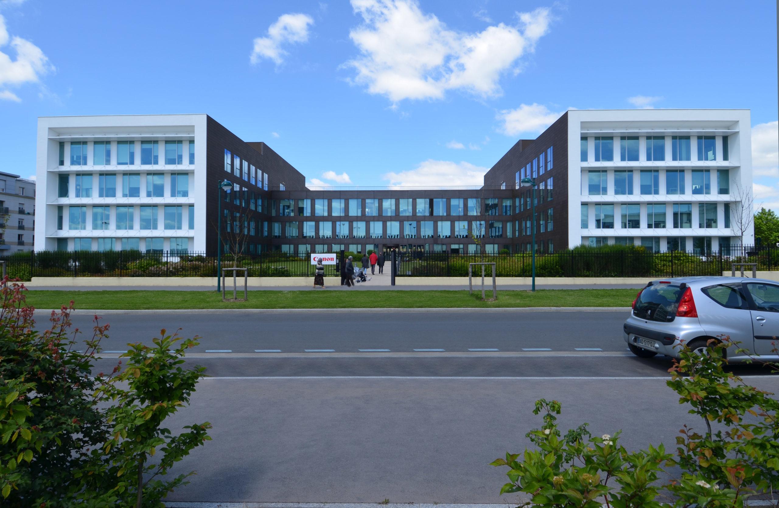 Bureaux ZAC Val Europe - Montévrain