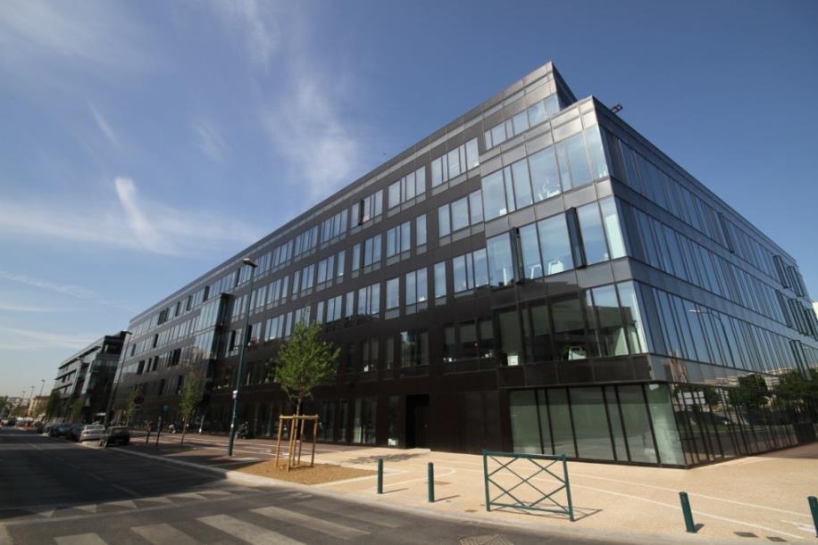 Immeuble de bureaux Pointe-Métro 2 - Gennevilliers