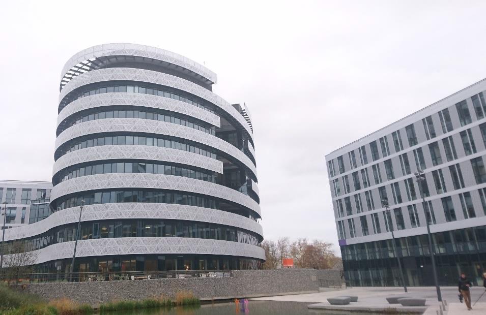 Immeubles de bureaux ECO CAMPUS - Chatillon