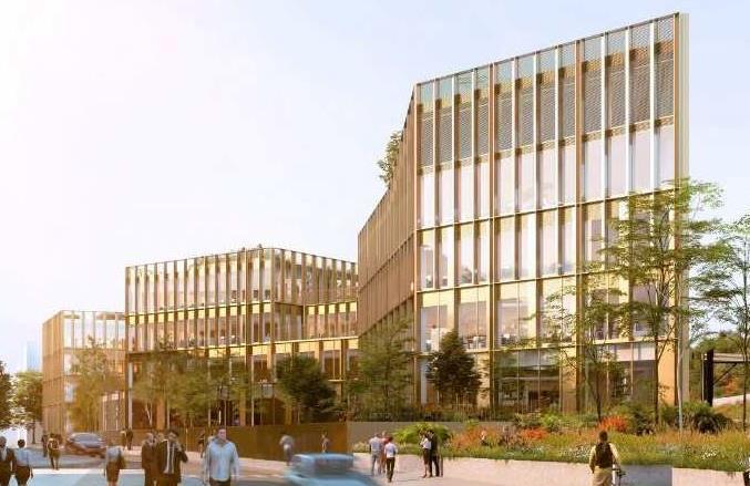 Immeuble de bureaux VAISE - Lyon