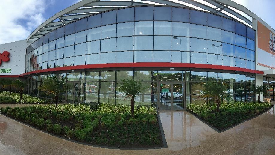Centre commercial - La Réunion