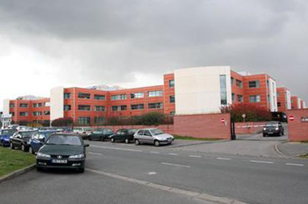 Immeuble de bureaux Le Campus - Massy