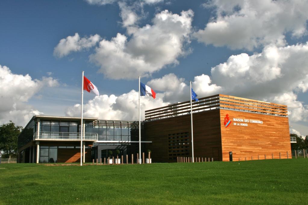 Maison des Communes - La Roche sur Yon