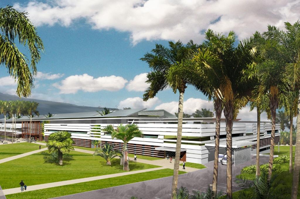 Pôle Sanitaire de l Est - La Réunion