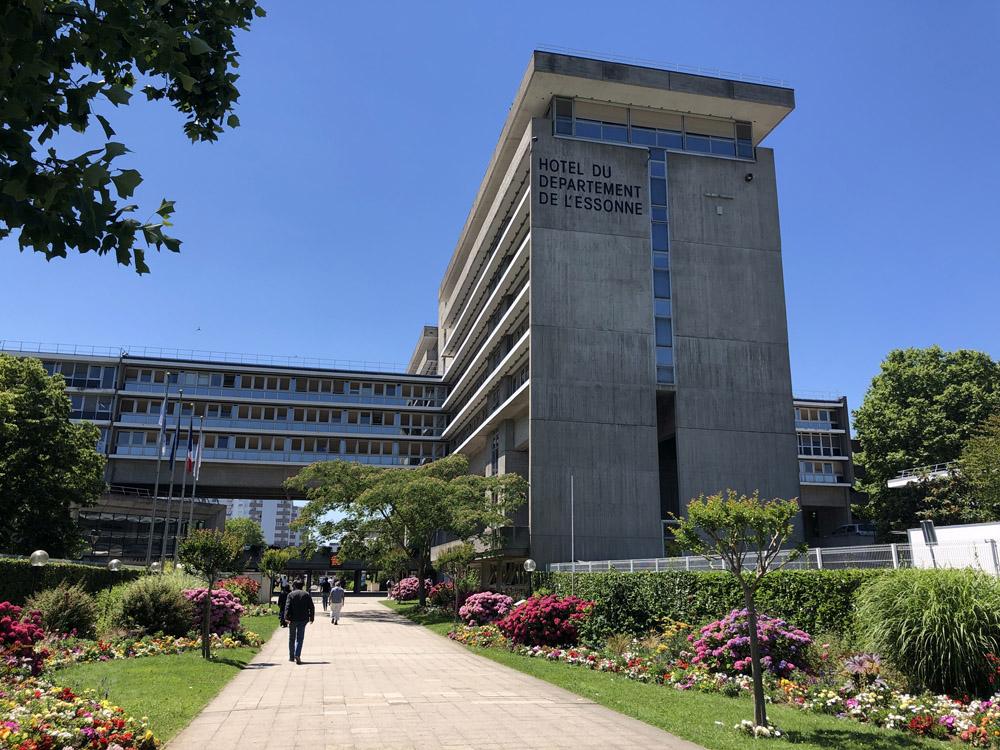 Hôtel du Département - Evry