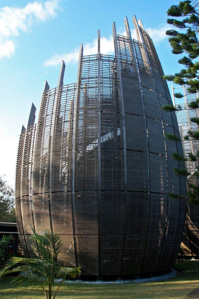 Centre-culturel-Jean-Marie-TJIBAOU - Nouméa